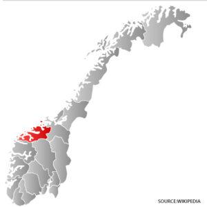 kart møre Møre og Romsdal Kart   Norge veikart   Detaljert kart med gater