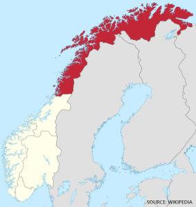 kart over nord norge Nord Norge Kart   Norge veikart   Detaljert kart med gater kart over nord norge