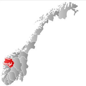 sogn og fjordane kart Sogn og Fjordane Kart   Norge veikart   Detaljert kart med gater sogn og fjordane kart